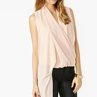 Twisted Charm Top