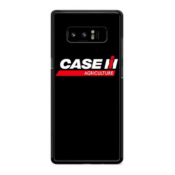 Case Ih Agriculture 3 Samsung Galaxy Note 8 Case