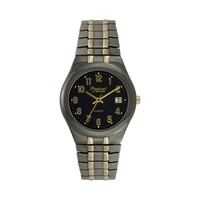 Precision by Gruen Two-Tone Watch - Men (Two Tone)