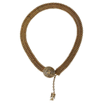 1970s Chanel Necklace/Belt