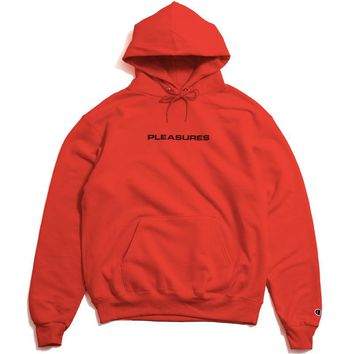 Anger Hoody Orange
