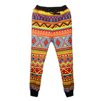 Retro Egyptian Joggers