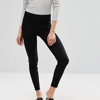 New Look High Waisted Jeggings at asos.com