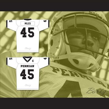 Boobie Miles 45 Permian High School Panthers Football Jersey