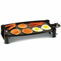 "Bella Housewares | 10"" x 18"" Griddle in Griddles and Grills and Griddles and kitchen appliances, colorful appliances, toasters, juicers, blenders"