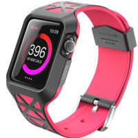 Protective Grid Watch Band for Apple Watch 38mm Four Colors