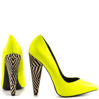 Keyshia Cole by Steve Madden - Excit - Yellow Multi