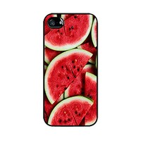 Watermelon In summer time case-Hard plastic case for iphone 6