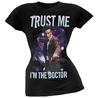 Doctor Who - Trust Me I'm the Doctor Juniors T-Shirt