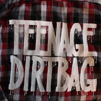 "5 Seconds of Summer 5SOS / One Direction Inspired ""TEENAGE DIRTBAG"" Flannel M Men"