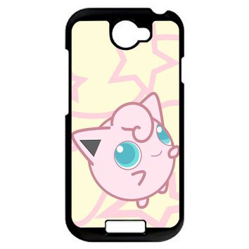 Pokemon Jigglypuff HTC One S Case
