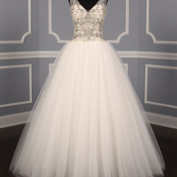 Kenneth Pool Giada K436 Wedding Dress on Sale - Your Dream Dress