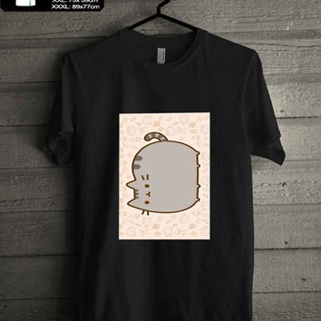 Pusheen T-SHIRT FOR MAN SHIRT,WOMEN SHIRT **