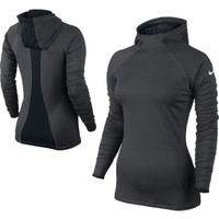 Nike Women's Pro Hyperwarm Dri-FIT Max Fitted Hoodie - Dick's Sporting Goods