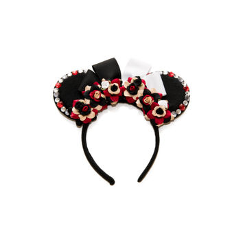 Cruella de Vil Disney Ears Headband, Mouse Ears, Disney Villain Ears, Disney Headband, Cruella Costume, 101 Dalmatians, Disney Bound