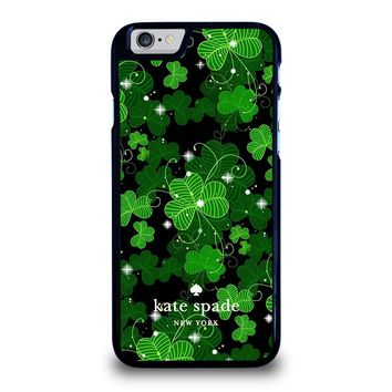 KATE SPADE GREEN LEAFS iPhone 6 / 6S Case