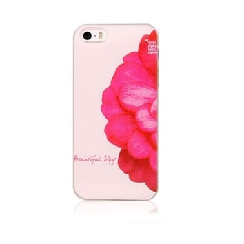 Pink Flower iPhone 5 Cover