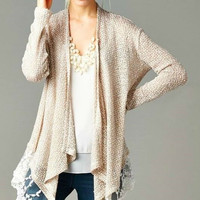 Love is in the Air Cardigan