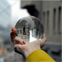 Clear Crystal Magic Ball