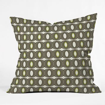Heather Dutton Chillout Outdoor Throw Pillow