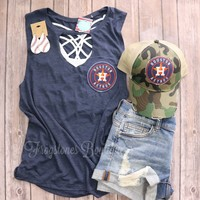 Astros muscle tank