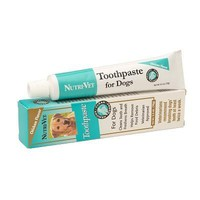 Nutri Vet Toothpaste Enzymatic Dog - 2.5 oz