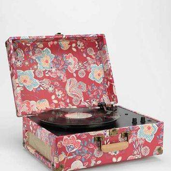 Crosley X UO AV Room Portable USB Vinyl Record Player- Maroon One