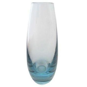 Pre-owned Mid-Century Holmegaard Scandinavian Glass Vase