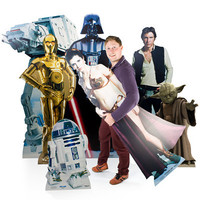 Star Wars Life-size Cut-Outs at Firebox.com