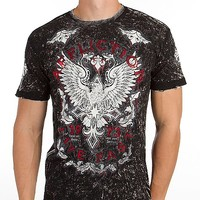 Affliction Discovery Rust Reversible T-Shirt