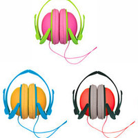 Funky Fonic Headphones - Color Collection