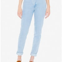 Low-Waist Pencil Jean | American Apparel