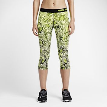 Nike Pro Heights Vixen Women's Training Capri Pants