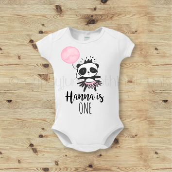Birthday Baby Outfit, Birthday Bear Shirt, Custom Birthday Top