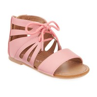 Butterfly Cut-Out Sandal for Baby   Old Navy