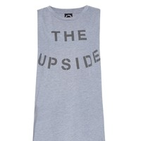 Tara logo-print tank top | The Upside | MATCHESFASHION.COM US