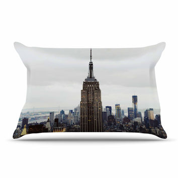 "Chelsea Victoria ""New York Stories"" Urban Travel Pillow Case"