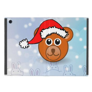 Christmas Bear Case For iPad Mini