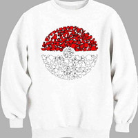 Who s that pokemon Sweater for Mens Sweater and Womens Sweater ***