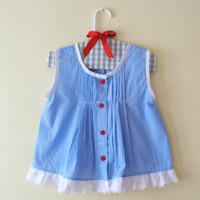 Baby Girl Clothing Summer Top SIze 2