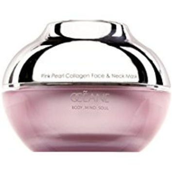 Beauty Pink Pearl Collagen Face & Neck Cream Mask