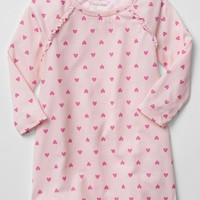 Gap Baby Long Sleeve Heart Night Gown