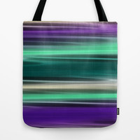 Reflections of Life Tote Bag by Alice Gosling
