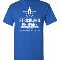 STRICKLAND PROPANE REDNECK GAS Men's T Shirt