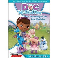 Doc McStuffins: Friendship Is the Best Medicine (Widescreen)