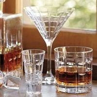 LIBRARY BARWARE, SET OF 6