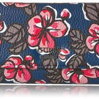 GUESS Huntley Floral Slim Clutch Wallet