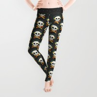 Life is cool Leggings by Andy Westface