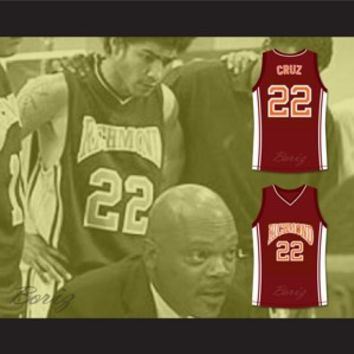 Coach Carter Rick Gonzalez Timo Cruz 22 Basketball Jersey Any Player