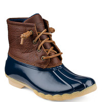 Sperry Top-Sider Saltwater Leather Ankle Boots